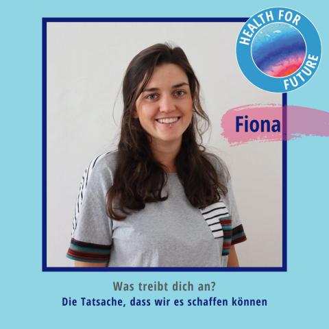 Fiona - Health for Future Göttingen