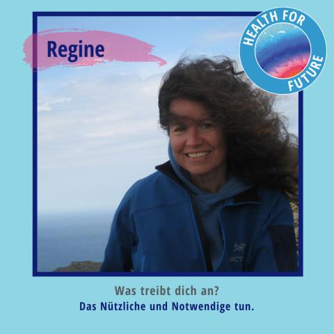 Regine - Health for Future Göttingen