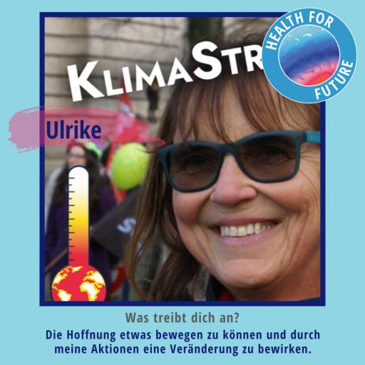 Ulrike - Health for Future Göttingen